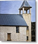 San Isidro Church Metal Print