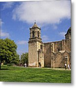 San Jose Mission Texas Metal Print