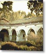 San Juan Capistrano California Metal Print
