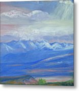 San Juan Mountains Colorado Metal Print
