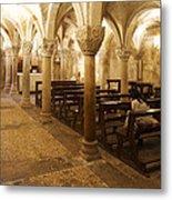 San Michele Chapel Metal Print