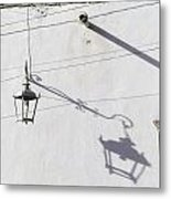 San Miguel Shadows 1 Metal Print