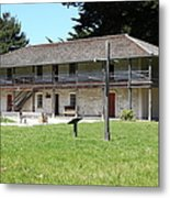 Sanchez Adobe Pacifica California 5d22650 Metal Print