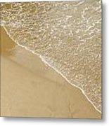 Sand Beach Metal Print