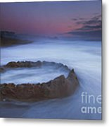 Sand Castle Dream Metal Print