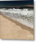 Sand Ledge Metal Print