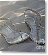 Sandals 4 Metal Print