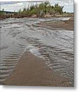 Sands Dunes National Park Metal Print