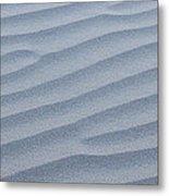 Sands Of Sunrise Metal Print by Tony Santo