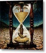 Sands Of Time ... Memento Mori  Metal Print