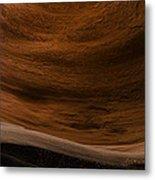 Sandstone Flow Metal Print