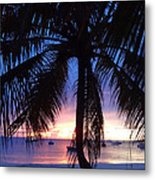 Sandy Ground Soother Metal Print