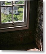 Sandy Hook View From The Lighthouse Metal Print