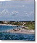 Sandy Neck Beach Metal Print