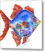 Sanford Fish Metal Print