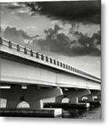 Sanibel Causeway II Metal Print