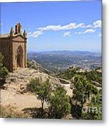 Sant Joan Chapel Spain Metal Print