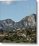 Santa Barbara California Metal Print