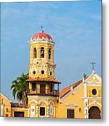 Santa Barbara Church Metal Print
