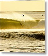 Santa Cruz Surfers Dream Metal Print
