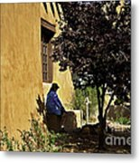 Santa Fe Afternoon - New Mexico Metal Print