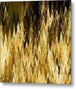 Santa Fe Grasses G Metal Print