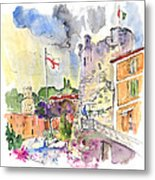 Santa Margherita In Italy 07 Metal Print