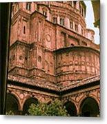 Santa Maria Delle Grazie Metal Print