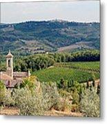 Santa Maria Novella Priory Tuscany Metal Print