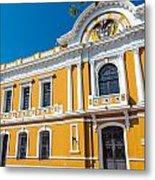 Santa Marta City Hall Metal Print