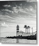 Santa Marta Lighthouse I Metal Print