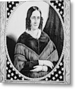 Sarah Childress Polk (1803-1891) Metal Print