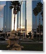 Sarasota Waterfront - Art 2010 Metal Print