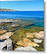 Sardinia - San Pietro Island Metal Print