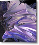 Satin Wing By Jammer Metal Print