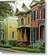 Savannah Architecture Metal Print