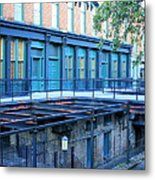 Savannah Blues Metal Print