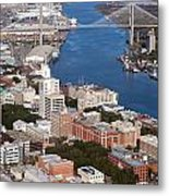 Savannah River Metal Print