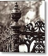 Savannah Strong Metal Print