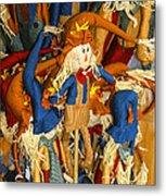 Scarecrows Metal Print