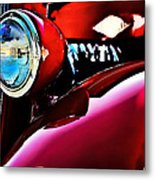Mercury Coupe Metal Print