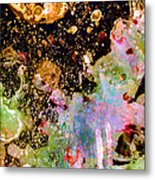 Scattering Of Centerpoints Metal Print