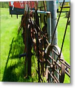 Scenes From An Antique Store  Metal Print