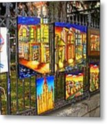 Scenes Of Nola Metal Print