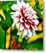 Scenic Bouquet Metal Print