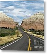 Utah's Scenic Byway 12 - An All American Road Metal Print