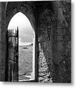 Scenic Portal 1 Metal Print