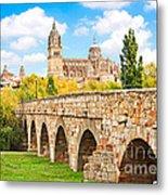 Scenic Salamanca Metal Print