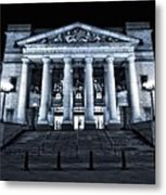 Schermerhorn Symphony Center Metal Print by Dan Sproul