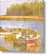 Schoodic Peninsula Maine Metal Print